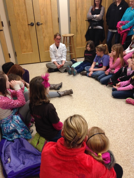 Leesburg Girl Scout Tour)1