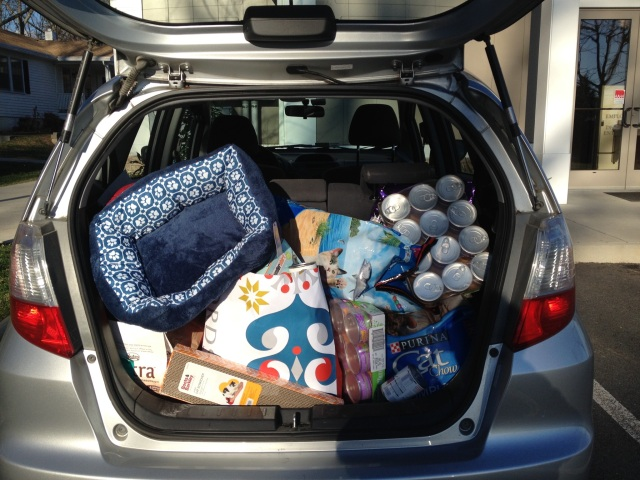 December 2015 Donations - Loudoun County Animal Shelter