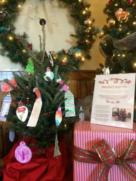 Project Elf Tree