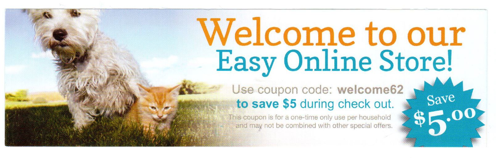 Vets first choice coupon code