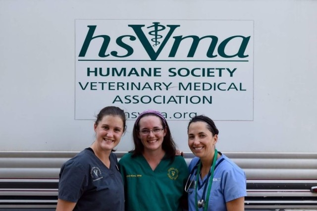 2016 RAVS Humane Society Veterinary Medical Association