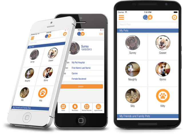 VitusVet App Features Leesburg Veterinary Hospital